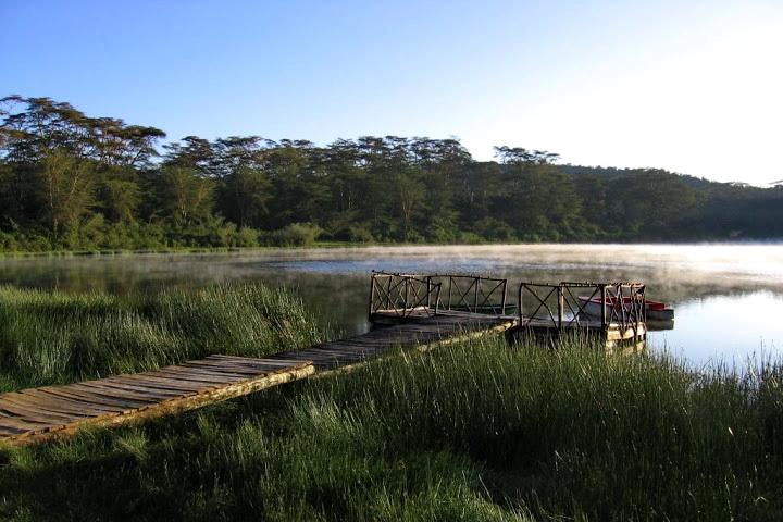 Jutranje meglièenje jezera