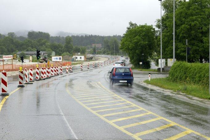 Križišče na Duplici