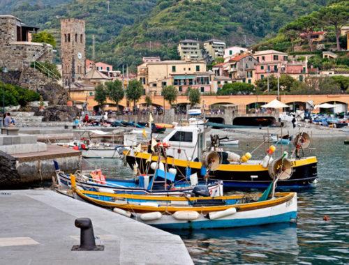 Monterosso, marina