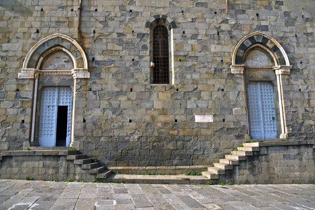 dvojna stranska vrata
