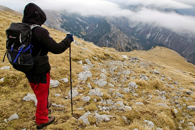Proti Zabreški planini