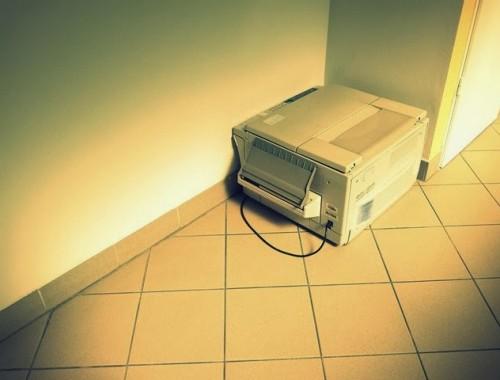 fotokopirni stroj