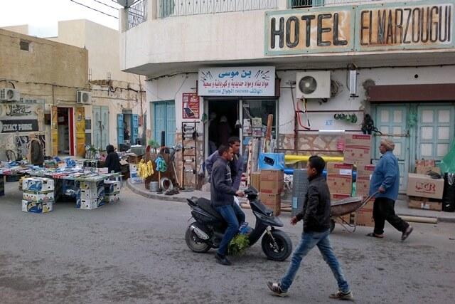 Hotel el Marzougui