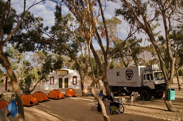 Kamp Douz