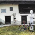 Obiskujemo velikane slovenske knjievnosti josipjurcic pinarello f10naturalbornwinner dogmaf10