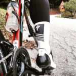 Socks over warmers Im pretty sure that only cyclists considerhellip