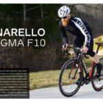 Ko sem prvi v sezoni sonil liste Revija bicikel ehellip