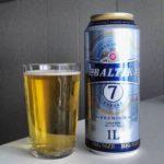 Pije baltika lagerbeer russianbeer 1literbeer