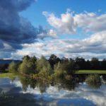 Barjanski pegu    ljubljanskobarje morost swamp floods igslovenia