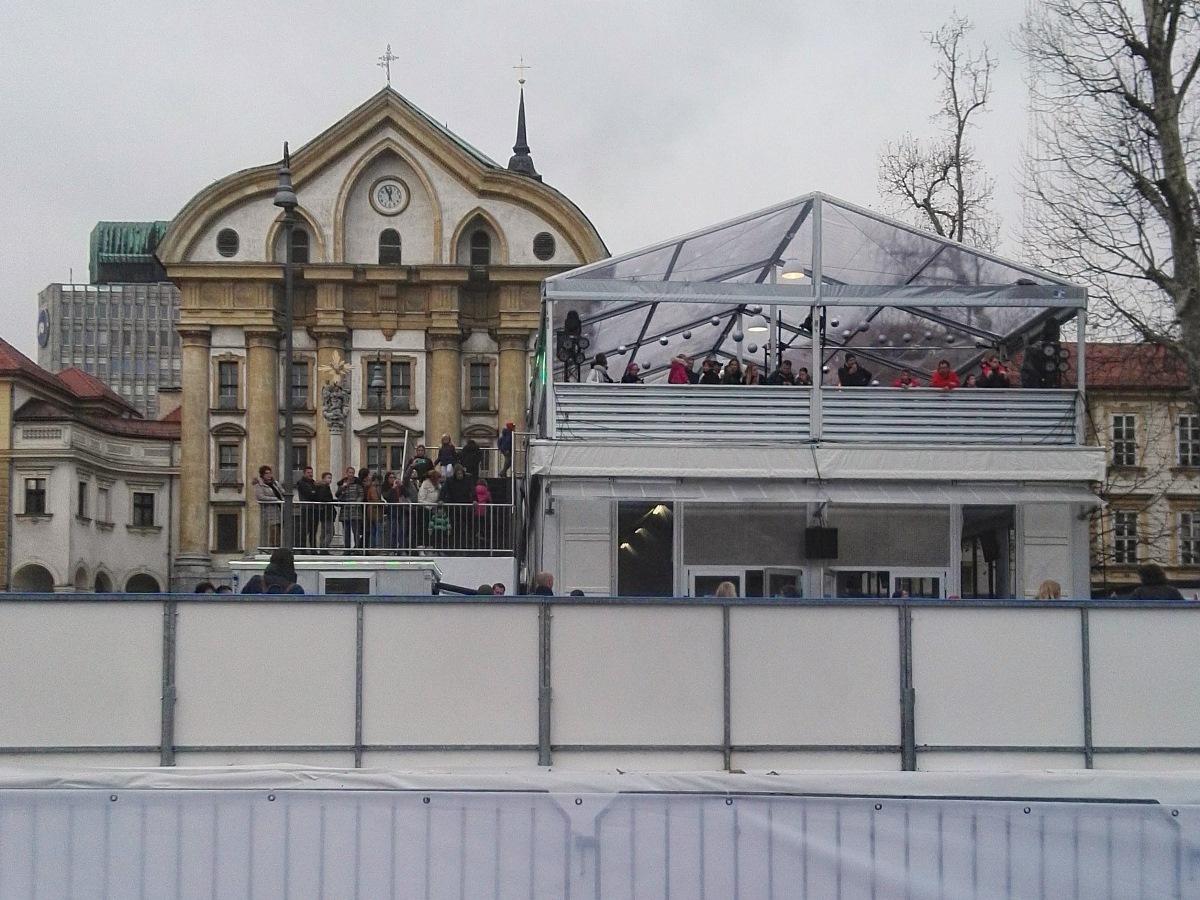 ledena fantazija Ljubljana