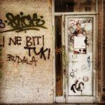 e kar zanikrno    igljubljana graffiti