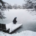 Ice ice baby!    winter frozen frozenpond kosezelakehellip