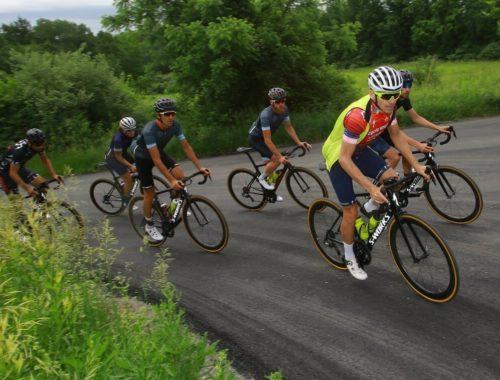 kolesarjenje vštric