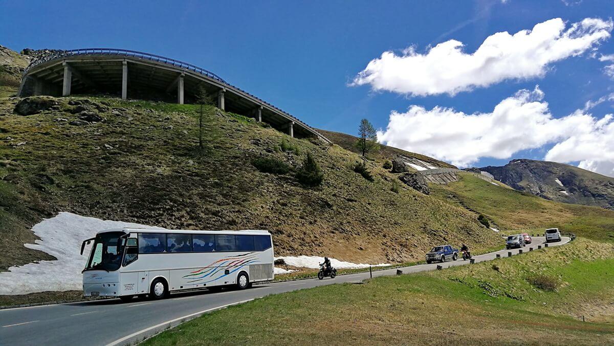 Alpska cesta