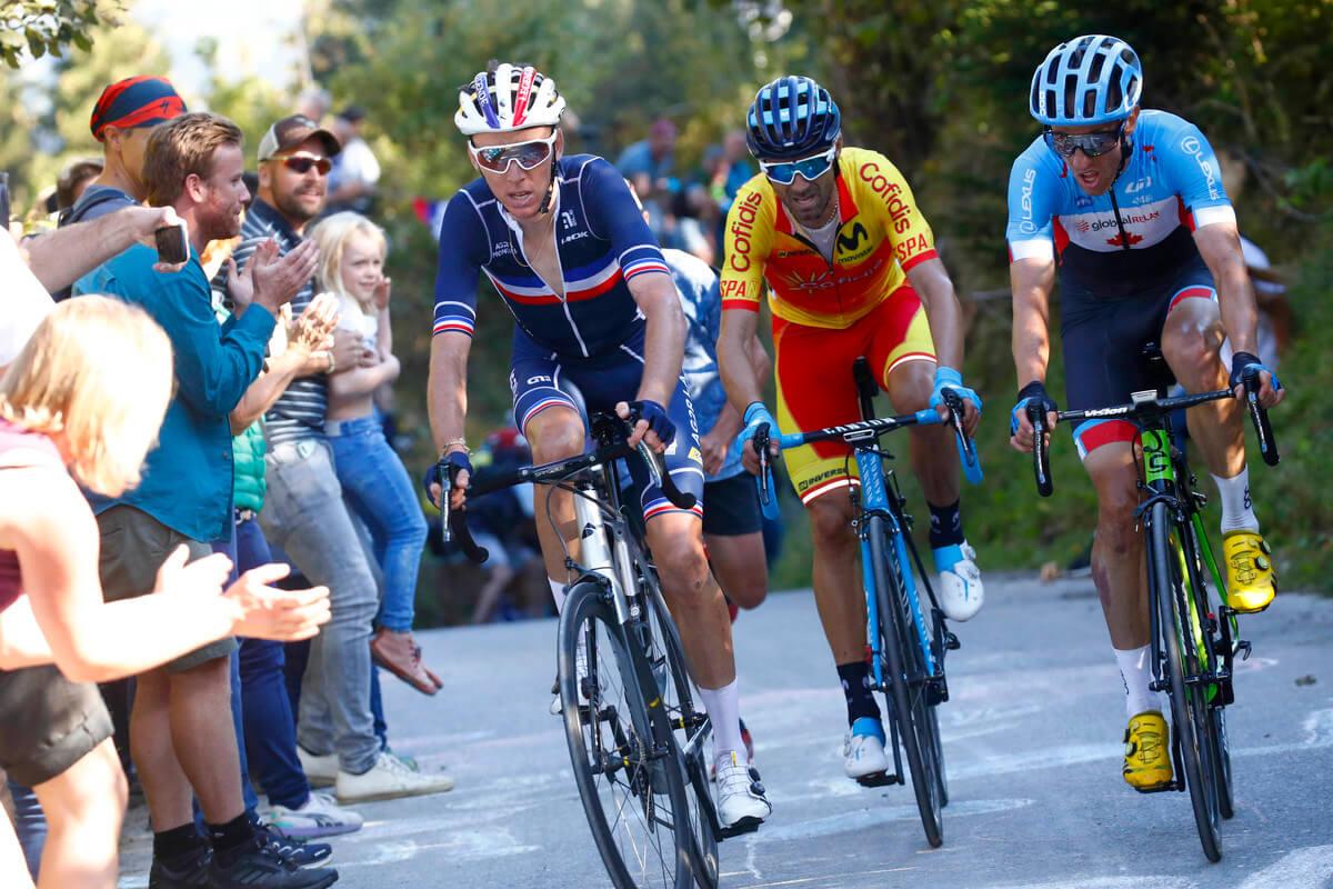 Valverde, Bardet, Woods