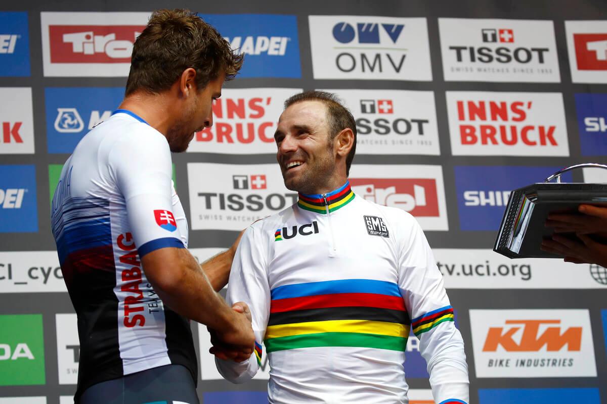 Valverde in Sagan