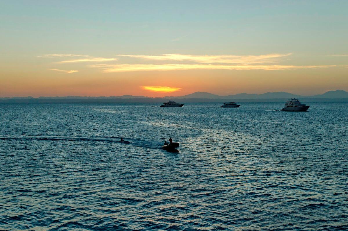 Sataya sunset