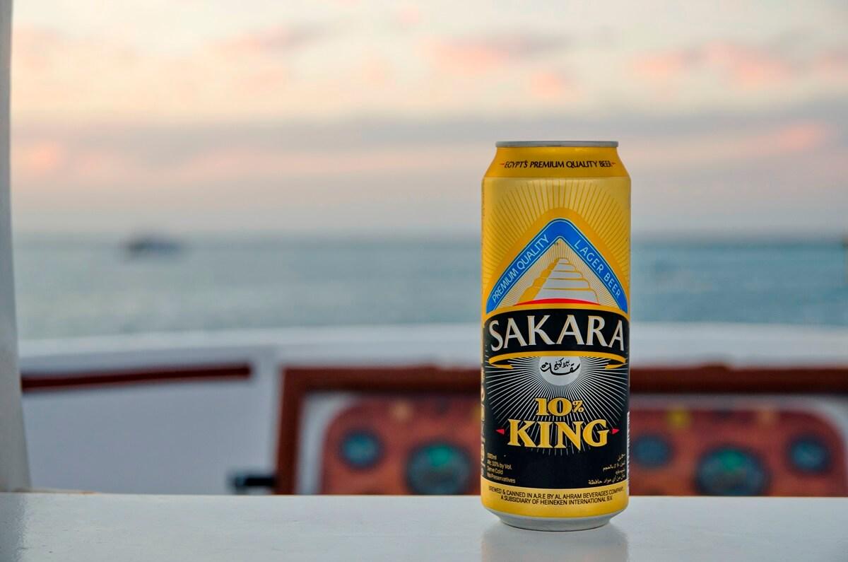 Pivo Sakara