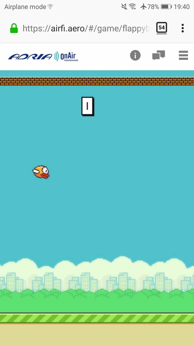 Flappy Bird - OnAir