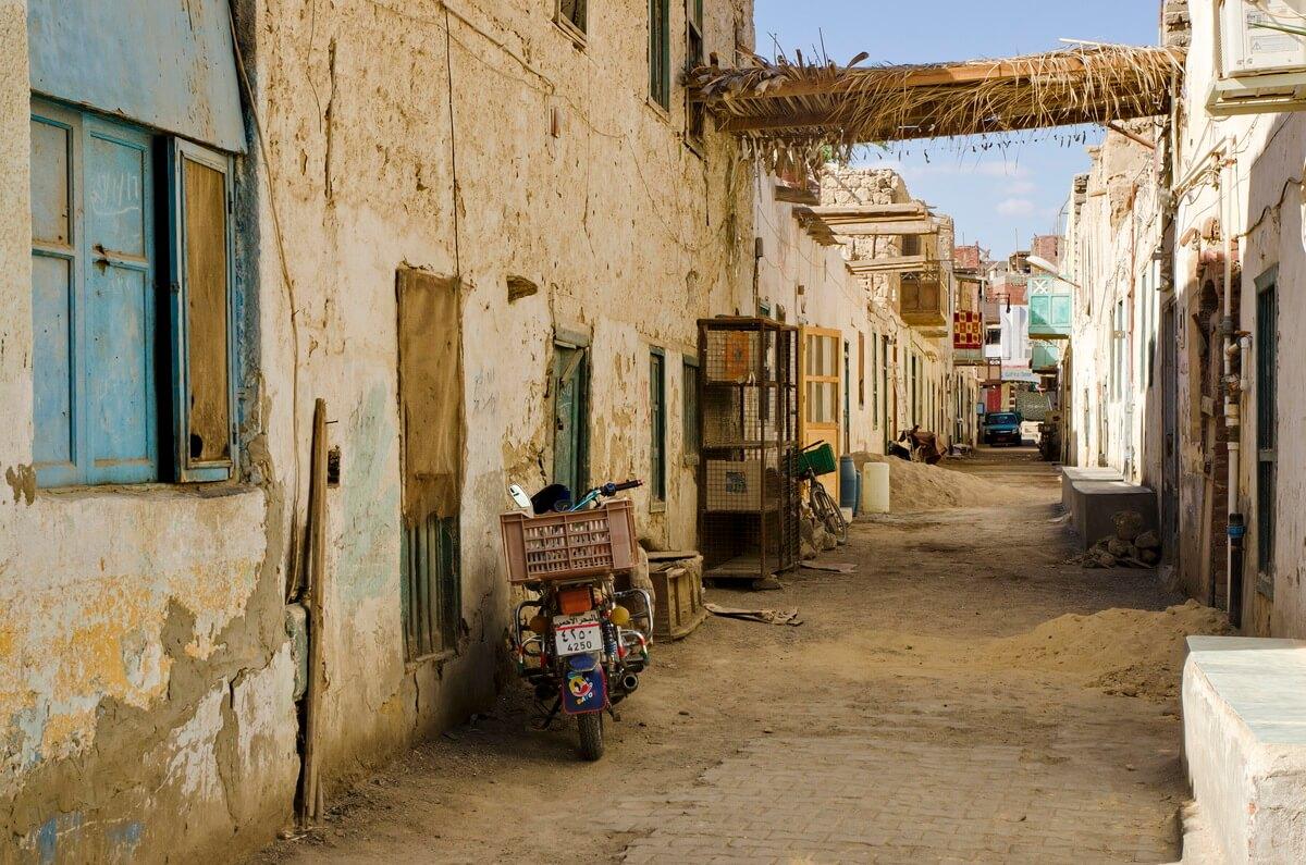 Ulica, El Quseyr