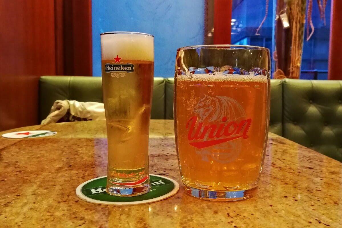 15 centilitrov piva