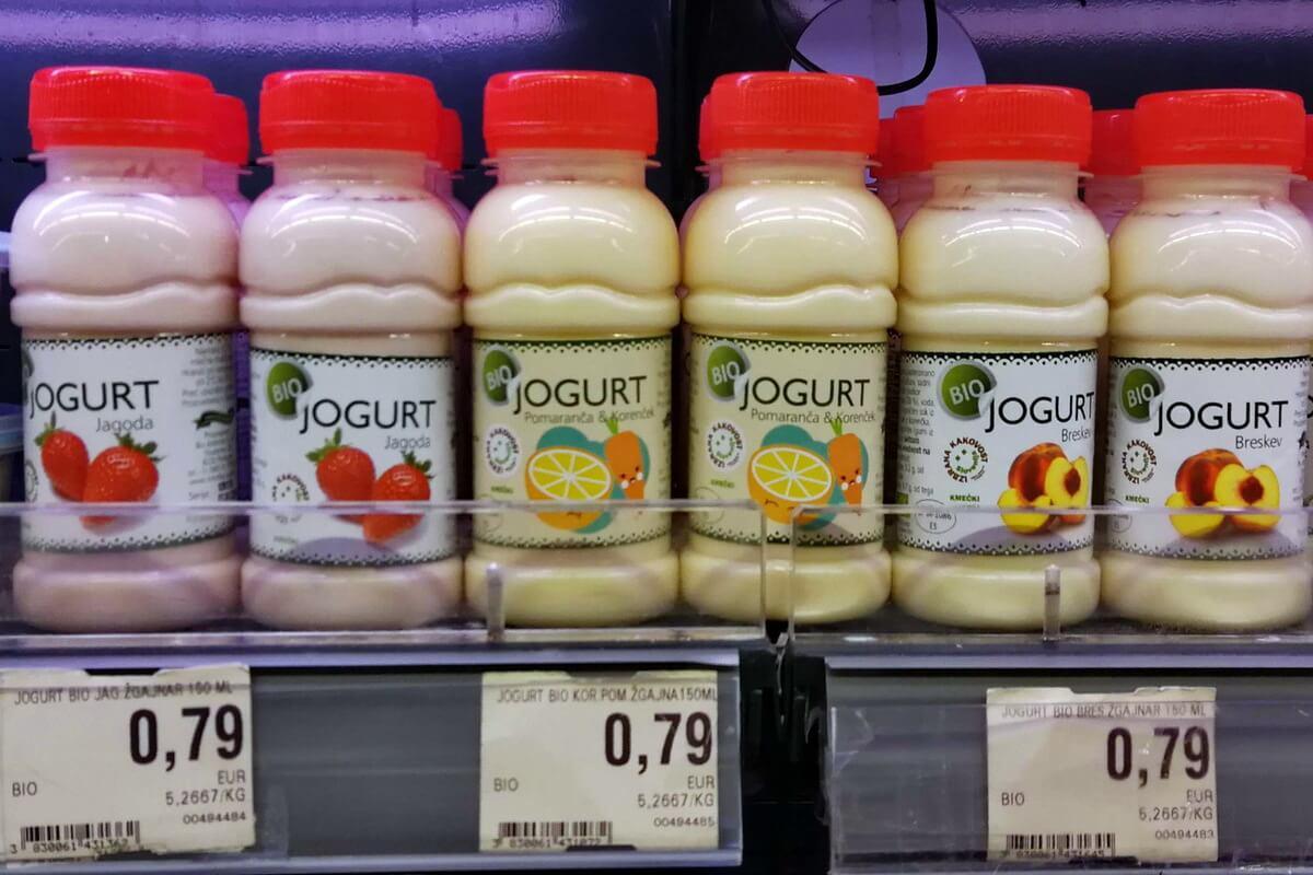 jogurti, 150 mL