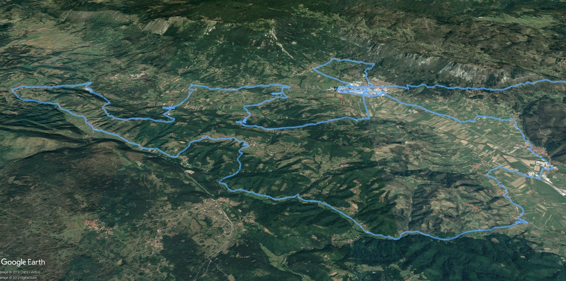 Po Vipavski dolini