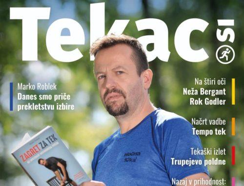 Tekac.si, Marko Roblek