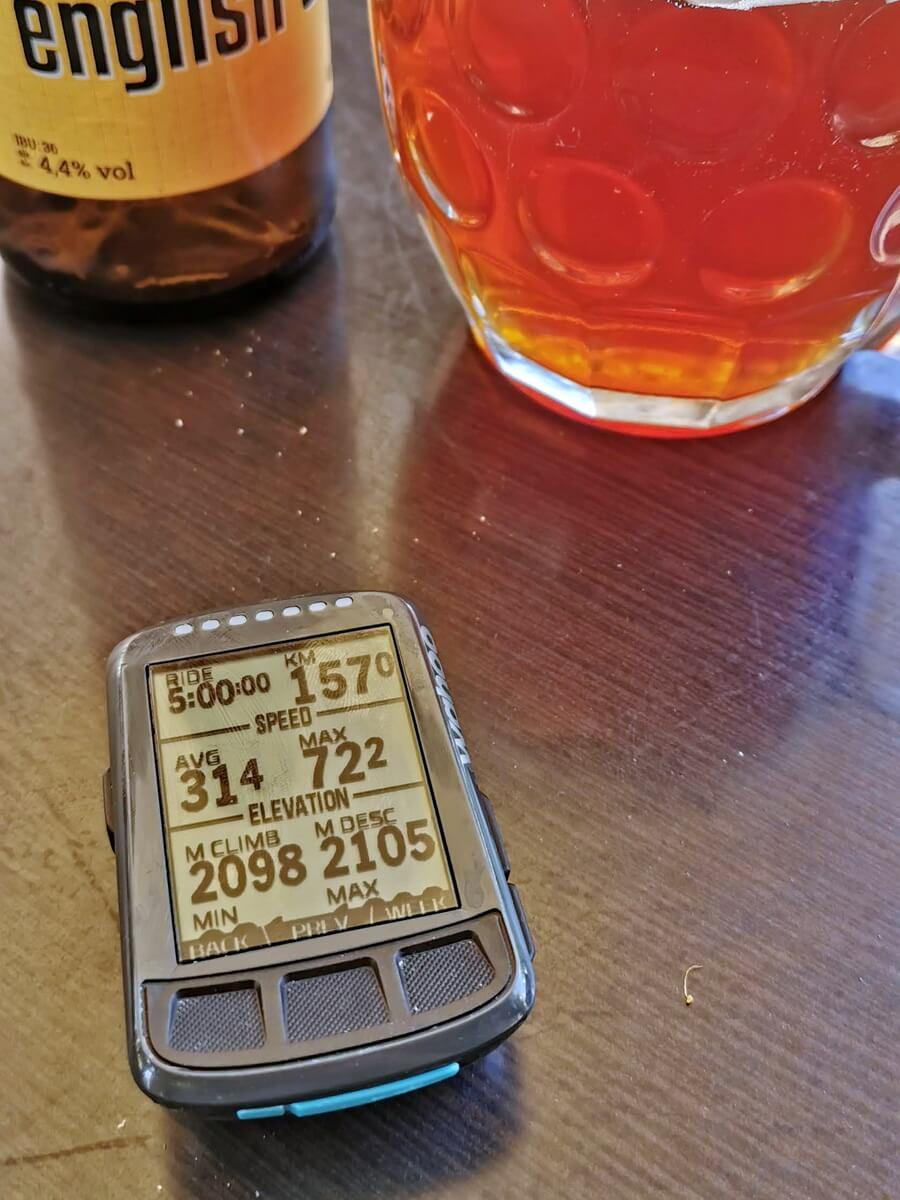 Maraton Alpe recon